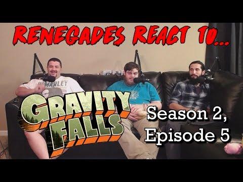 Renegades React to... Gravity Falls Season 2, Episode 5 - Soos and the Real Girl