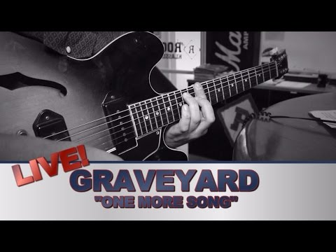 [LIVE] GRAVEYARD- STAY FOR A SONG - Rockklassiker