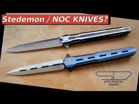 Стилет ThunderFury  NOC KNIVES / БРАТ ты мне или не БРАТ?