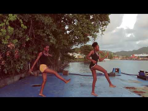 Blaxx-Hulk Soca Dance by Fire Crackers Dance Crew (Saint Lucia)