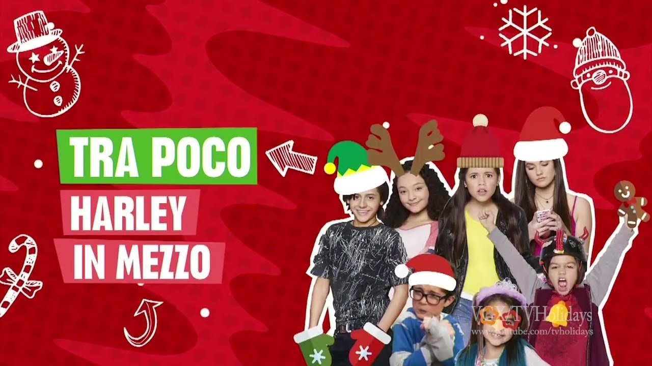 disney channel hd italy christmas idents and bumpers 2017 - Disney Channel Christmas