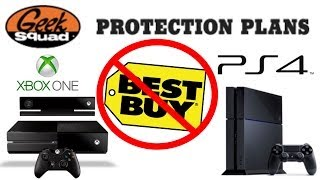 Playstation 4/Xbox One: Don't Buy Best Buy's Geek Squad Protection Plan!(With purchase, PS4/Xbox One come with a great 1 year warranty that will do exactly what Best Buy will do for $90. Best Buy EXPOSED! LOL! My Playstation 4 ..., 2013-12-05T20:57:53.000Z)
