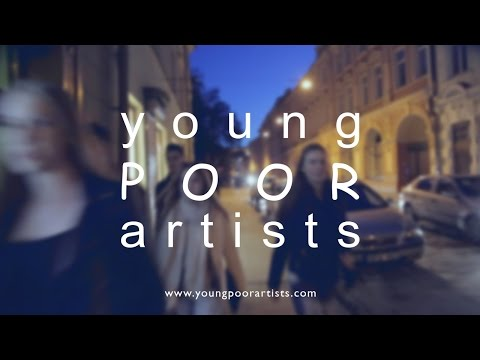 Young Poor Artists Show 2015