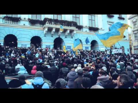 Україно - нене (пісні з циклу євромайдану)