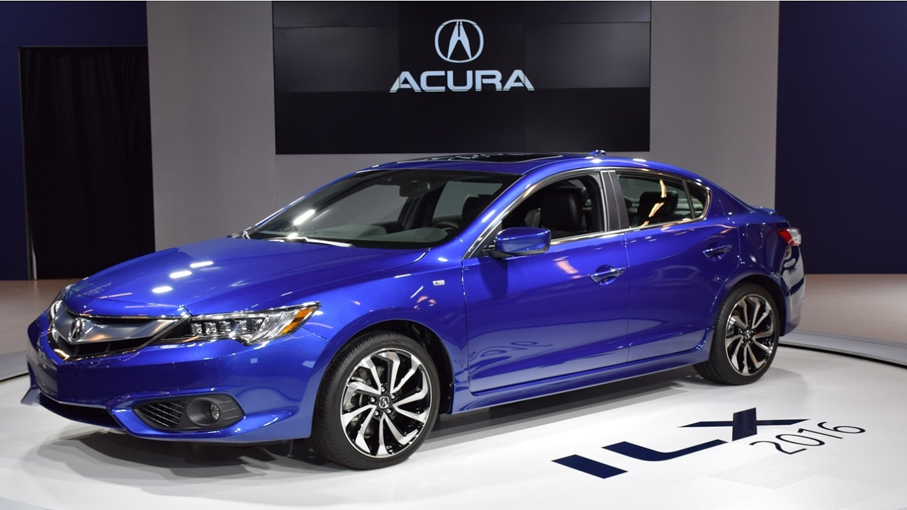 2017 Acura Ilx Sedan Redesign And Review