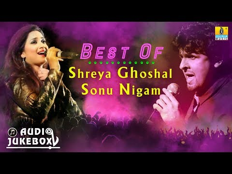 Best of Shreya Ghoshal & Sonu Nigam | Audio Jukebox | Jhankar Music