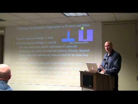 Kaput Center Colloquium Series: Robert Goldstone a...