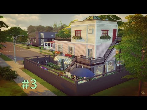 The sims 4 - Shipping container house #3 | SpeedBuild | by AndySister