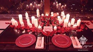 Предложение руки и сердца в лучшем панорамном ресторане Москвы (с) Простые Радости