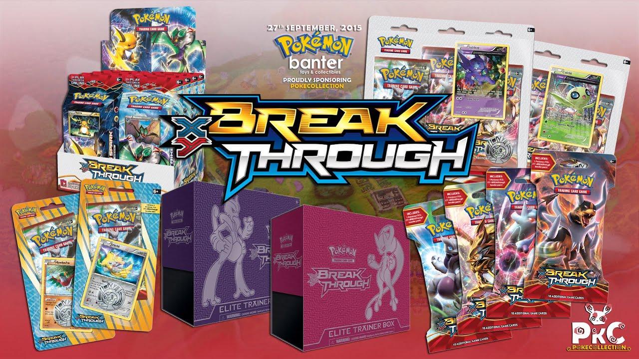 Resultado de imagem para XY Breakthrough