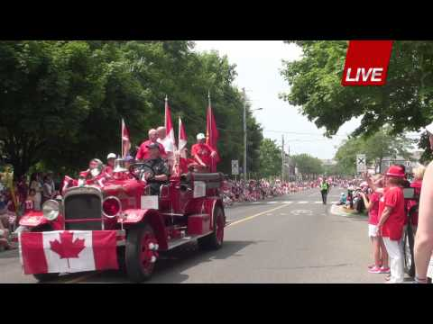 Cobourg News Live Canada Day Coverage