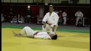 Finale Katame No Kata Japon MATSUMOTO-NAKAHASHI Paris 2008