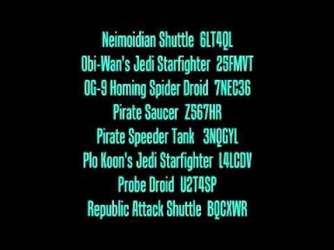 <b>Lego Star Wars 3</b> :The Clone <b>Wars</b>: <b>Cheat Codes</b> (PS3 + XBOX 360 ...