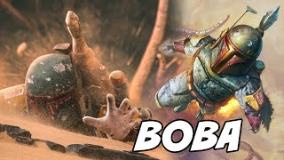 Did Boba Do This to Survive? Bounty Hunter Code Revealed