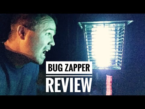 Mosquito Bug Zapper Review Flowtron BK 15D