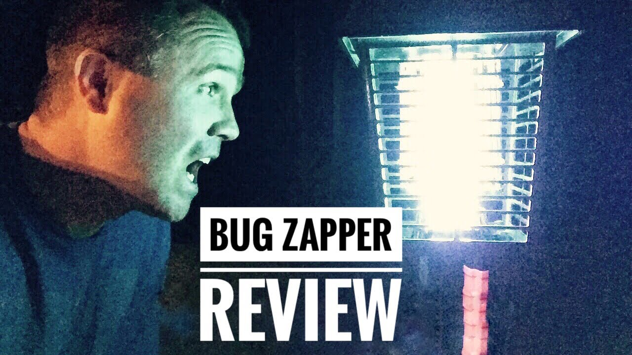 Mosquito Bug Zapper Review - Flowtron BK-15D