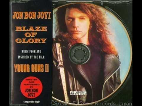 Bon Jovi-Blaze of glory karaoke