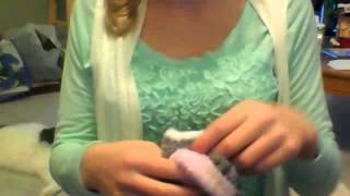 how to stuff the bra with socks