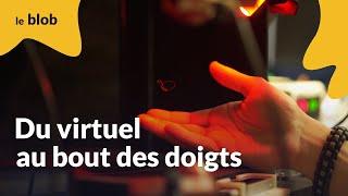 Du virtuel au bout des doigts ! | Actu de science