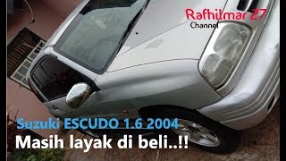 Download lagu Berburu Suzuki ESCUDO 1.6 2004