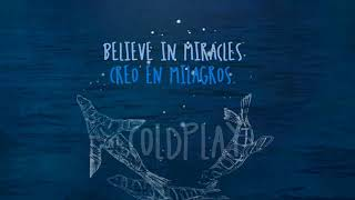 Gambar cover Miracles Coldplay Lyrics Sub Ingles - Español