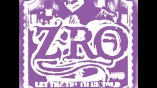 Z-Ro - Help Me Please Chopped & Screwed
