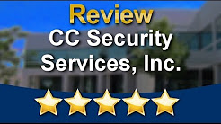 CC Security Services, Inc. Denver (720) 245-3880 Amazing Five Star Review