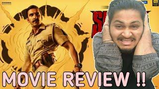 Simmba | Full Movie Review | Ranveer Singh, Sara Ali Khan | Simmba V/s Temper | Simmba Angry Review