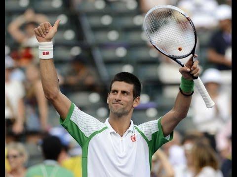 Miami Masters 2015: Novak Djokovic 2-0 Martin Klizan