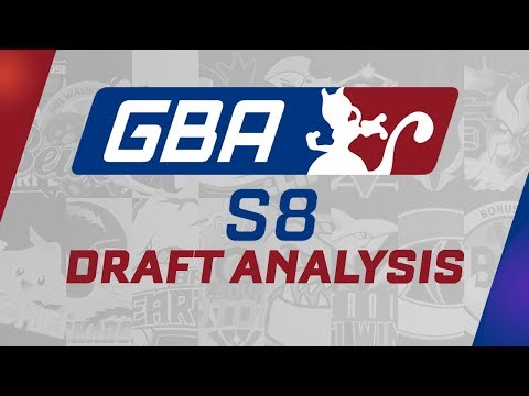 GBA Season 8 Draft Analysis w/ PokeaimMD, Chimpact, Emvee & Gator! Pokemon Ultra Sun and Moon!