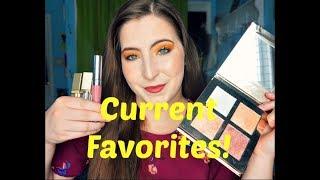 Current Makeup & Beauty Favorites! | Fall 2018