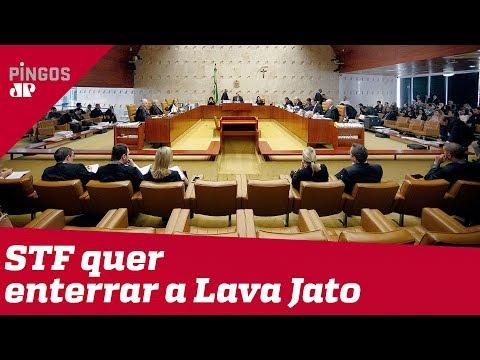 STF arma golpe contra a Lava Jato em outubro