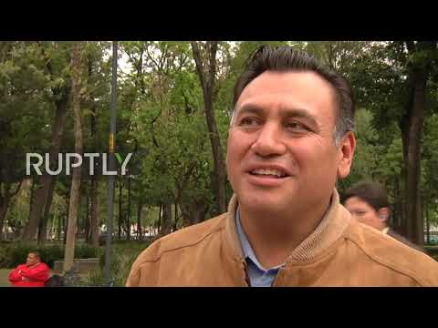 Mexico: Millions affected by taxi strike over ride-sharing apps