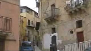 Walk in Agrigento Sicily