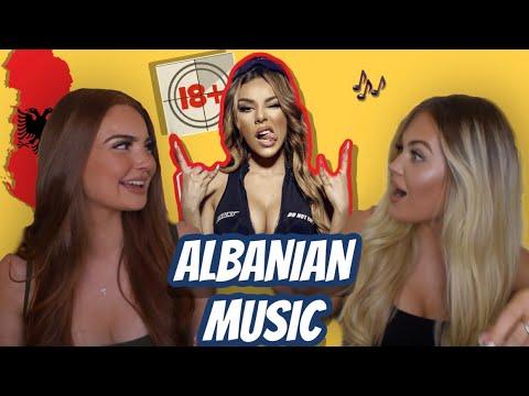 ALBANIAN MUSIC REACTION   TAYNA, LOREDANA & MERO, CAPITAL T, NOIZY, MC KRESHA, ELVANA & ARDIAN