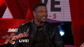 Chris Tucker on Celine Dion, Las Vegas & Jackie Chan