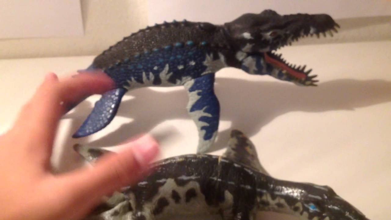 TS Toys Liopleurodon review +25