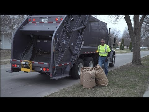 Iowa City Update: Yard & Food Waste Collection