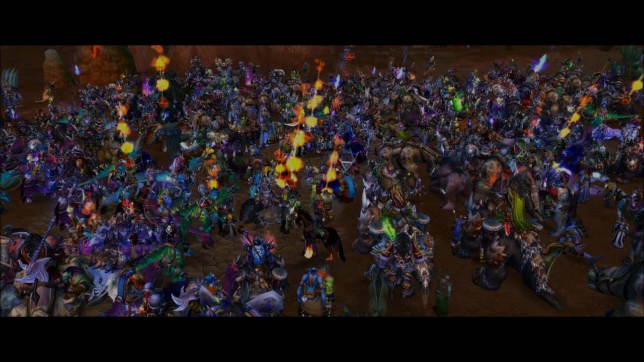 World Warcraft datant