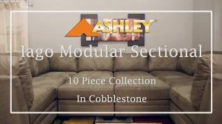 Cobblestone Modular Sectional