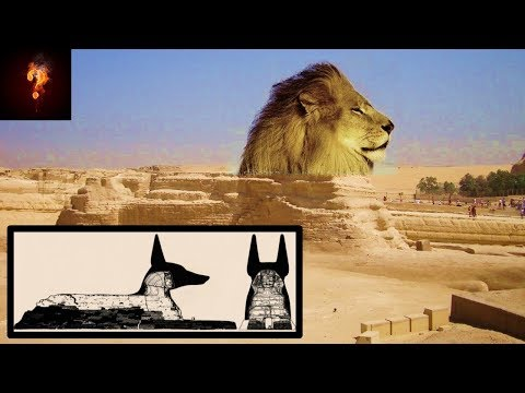 Is The Sphinxes True Identity Covered-Up?
