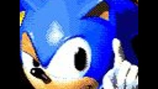 green hill zone except the intro keeps looping and gradually speeds up