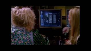 "Criminal Minds - JJ and Garcia in ""Secrets and Lies"