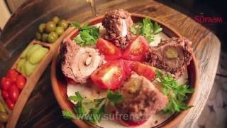 Азербайджанская национальная кухня: Арзуман-кюфта | SUFREM.az