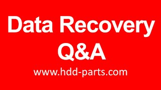 The software and hardware tools to fix Seagate firmware problem  Data Recovery Q&A 11