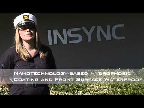 Insync Marine Sunlight Readable Displays (Direct Sunlight Viewing LCD)