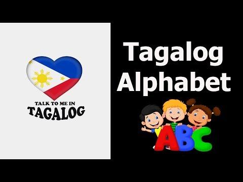 Tagalog (Filipino) Language ABAKADA ALPHABET