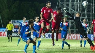 Philippines vs Afghanistan: AFC Challenge Cup 2014 (Full Match)