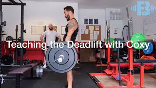 Teaching the Deadlift with Coxy