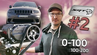 Jeep Grand Cherokee Trackhawk #2 - 900+PS Tuning & Krasse Zeiten - MPS Engineering